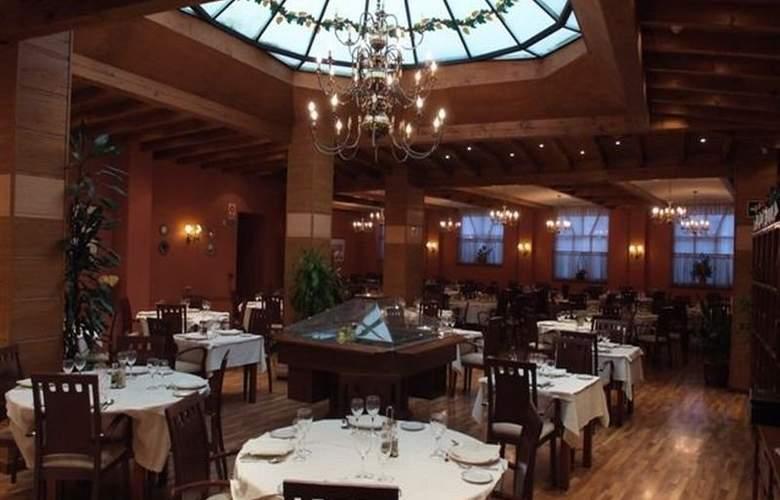 Palacio de Oñate Spa - Restaurant - 4