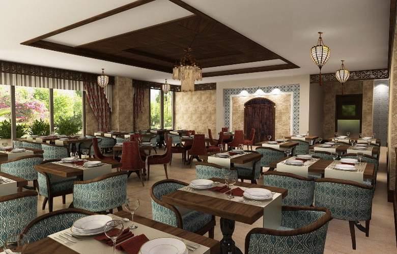 Terrace Elite Resort Hotel - Restaurant - 17