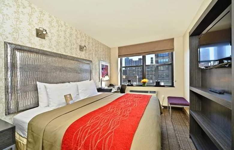 Comfort Inn Midtown West - Room - 6
