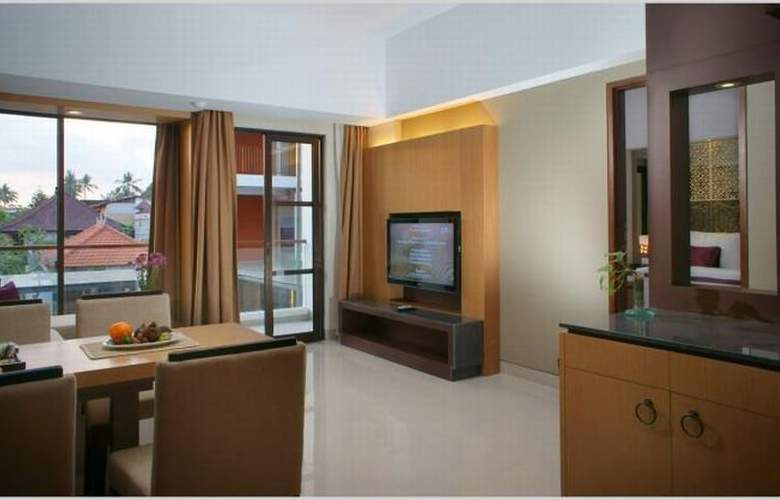 Horison Hotel Seminyak Bali - Room - 9