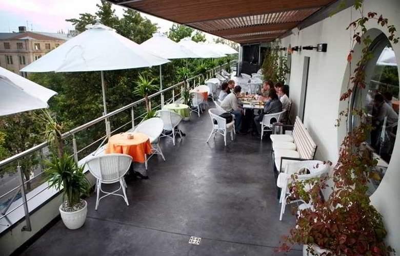 Rija VEF Hotel - Restaurant - 10