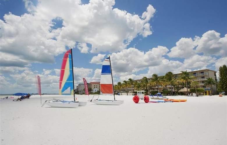 Best Western Plus Beach Resort - Beach - 302