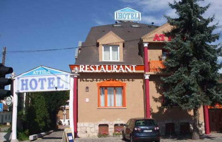 Attila Hotel - Hotel - 7