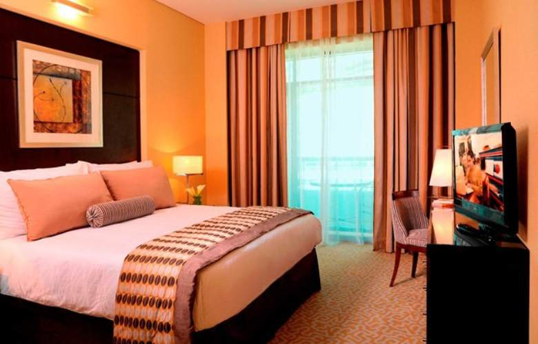 Time Topaz Hotel Apartments - Room - 4