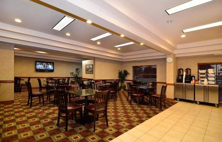 Best Western Plus Twin Falls Hotel - Restaurant - 159