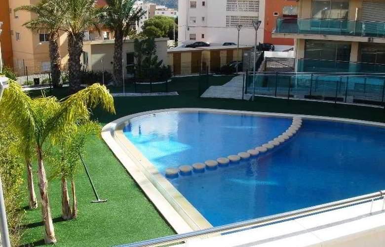 Residencial Nova Calpe - Pool - 3