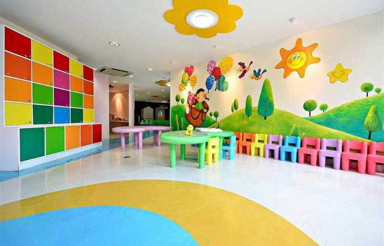 Novotel Hua Hin Cha Am Beach Resort & Spa - Hotel - 19
