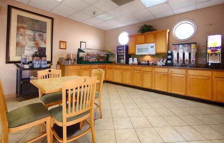 Best Western Ocala Park Centre - Restaurant - 40