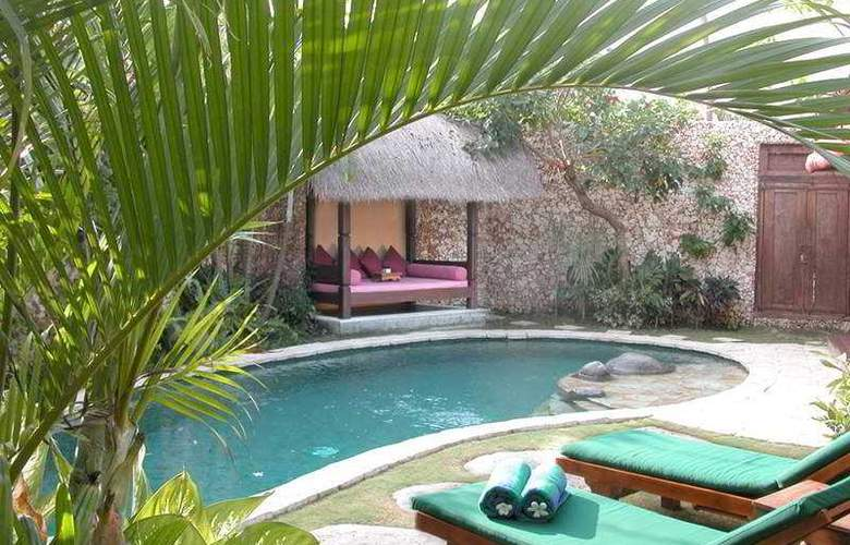 Villa Kubu - Pool - 7