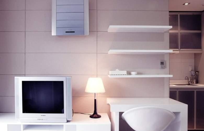 Sinchon Casaville Residence - Room - 6