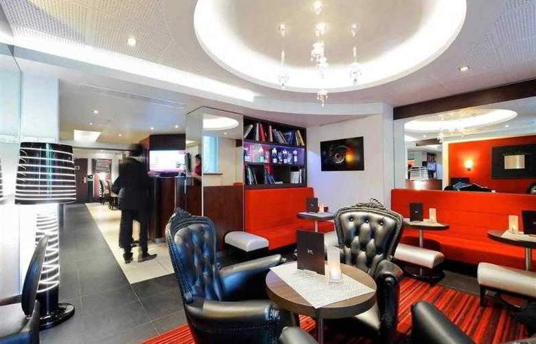 Mercure Paris Tour Eiffel Pont Mirabeau - Hotel - 22