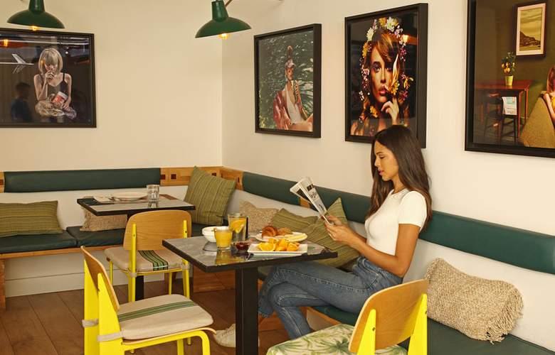 Chic & Basic Lemon Boutique Hotel - Restaurant - 18