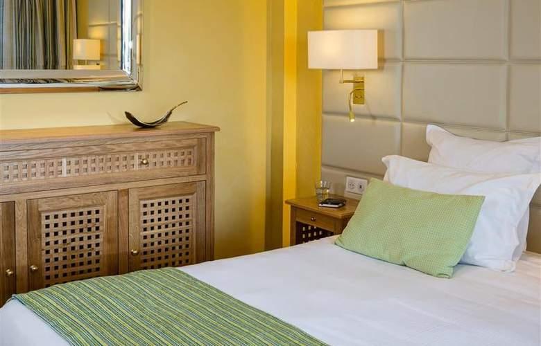 Best Western Hotel Montfleuri - Room - 83