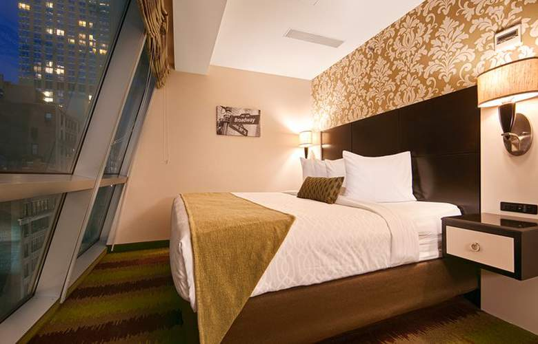 Best Western Premier Herald Square - Room - 62