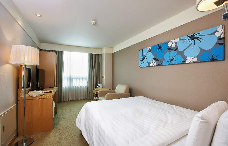 Best Western Incheon Airport - Room - 11