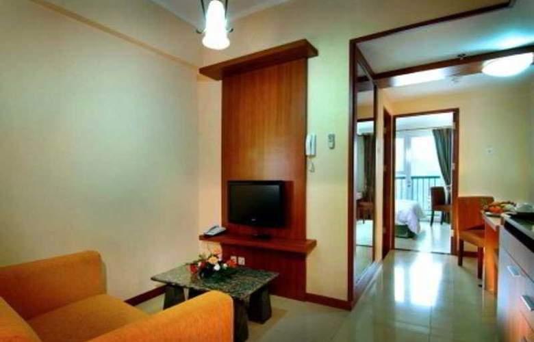 Marbella Suites Bandung - Room - 2