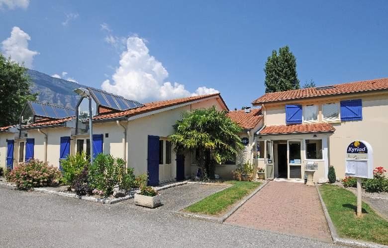 Kyriad Grenoble Meylan - Hotel - 2