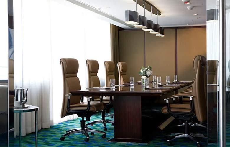 Hong Kong SkyCity Marriott Hotel - Conference - 4