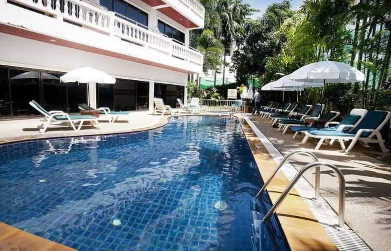 Patong Beach Lodge - Pool - 7