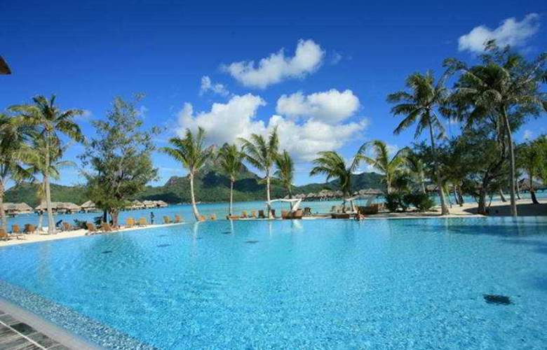 Intercontinental Bora Bora Resort & Thalasso Spa - Pool - 9
