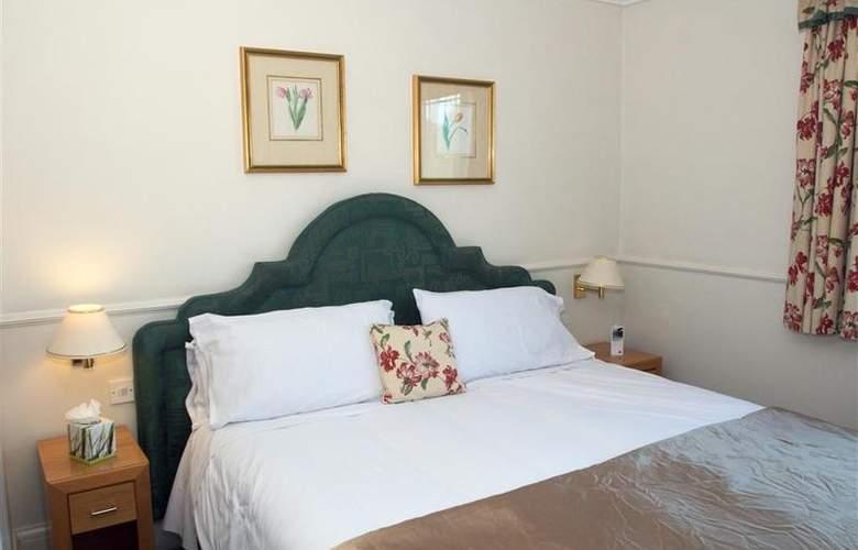 Best Western Montague Hotel - Room - 119