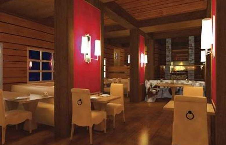 Chateau et Residence Megeve - Restaurant - 7