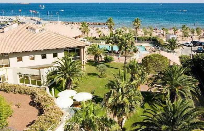 Mercure Thalassa Port Fréjus - Hotel - 31