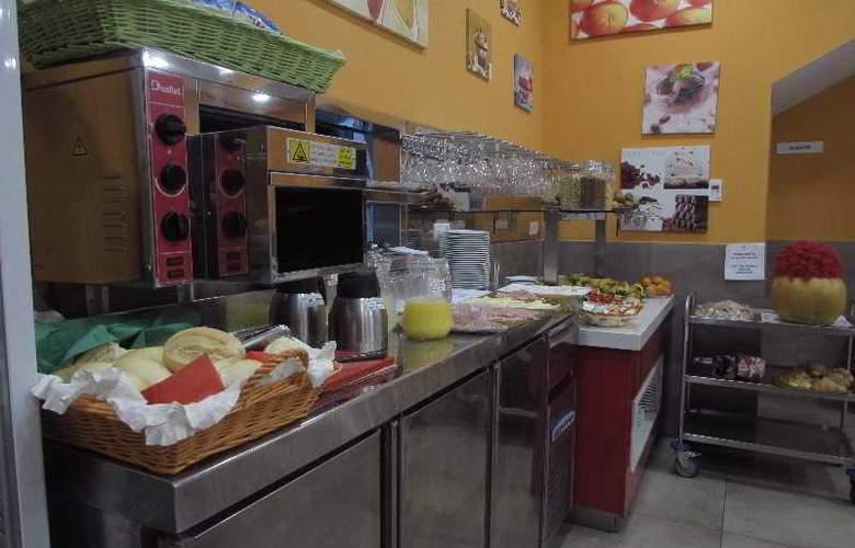 Hotel Puerto Canteras - Restaurant - 12