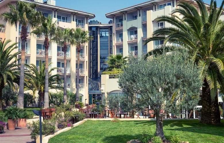 Mercure Thalassa Port Fréjus - Hotel - 59