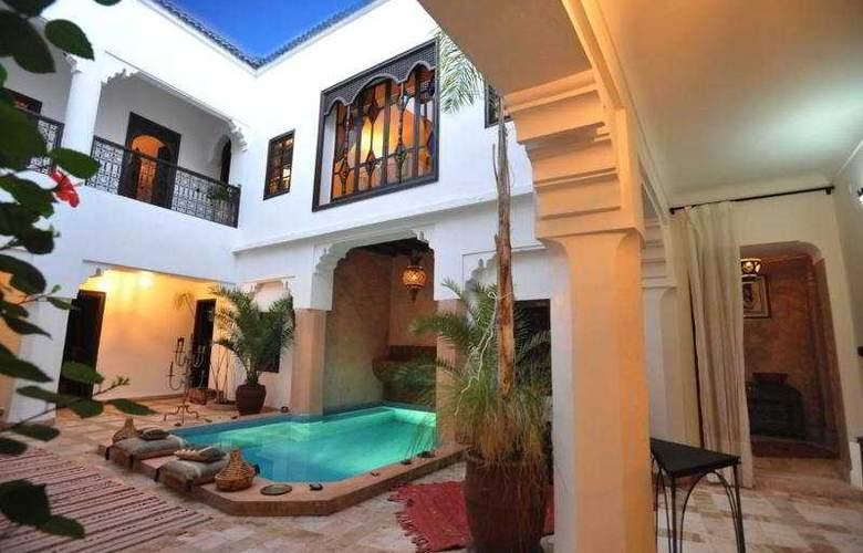 Riad Asna - Pool - 8