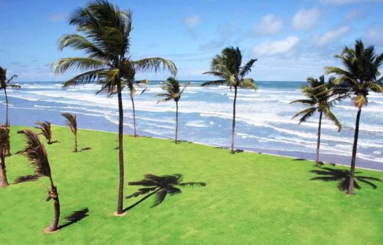 Prodigy Beach Resort & Convention Aracaju - Beach - 3