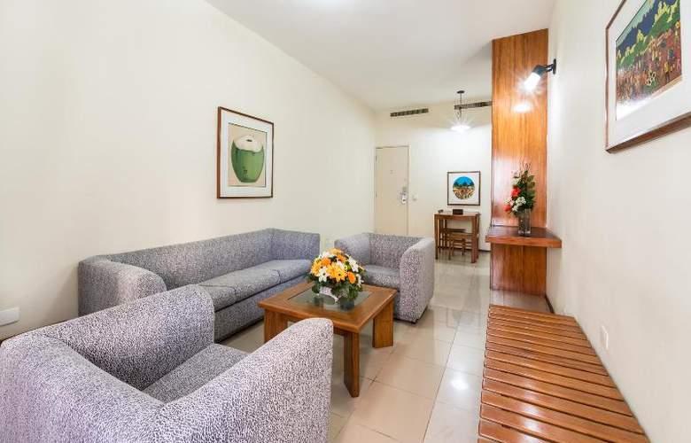 Recife Monte Hotel - Room - 3