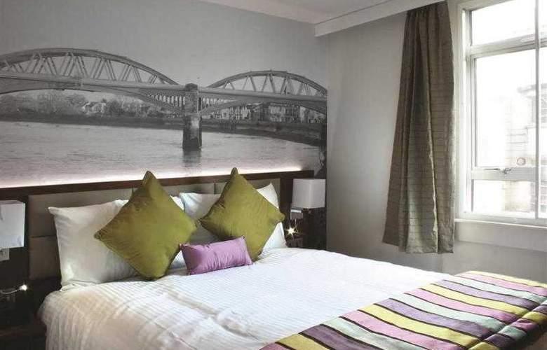 Best Western Plus Seraphine Hotel Hammersmith - Hotel - 64