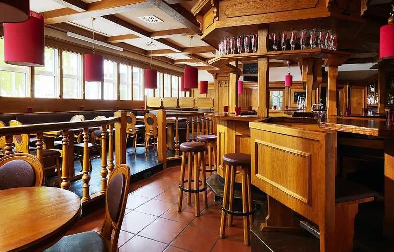 Marriott Heidelberg - Bar - 8