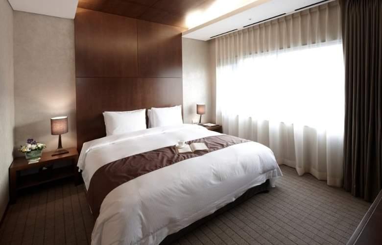 Best Western Premier Guro Hotel - Room - 9