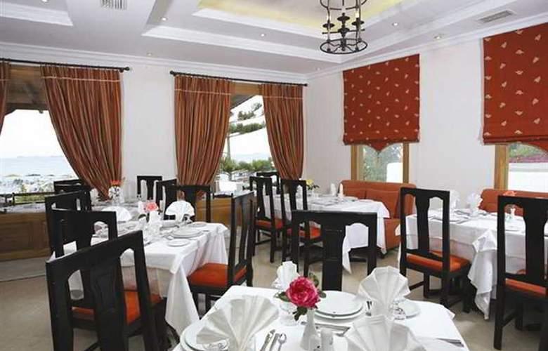 Mitsis Rinela Beach - Restaurant - 7