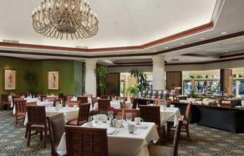 Hilton San Diego del Mar - Restaurant - 10