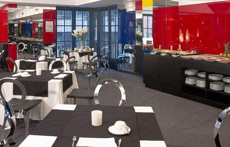 Gran Hotel España Atiram - Restaurant - 18
