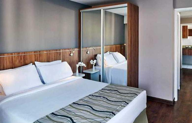 Quality Suites Botafogo - Room - 16