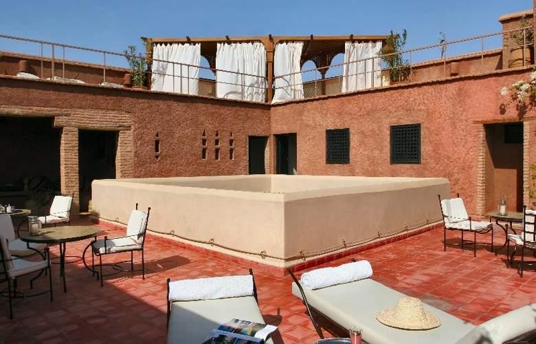 Red Hotel Marrakech - Terrace - 7