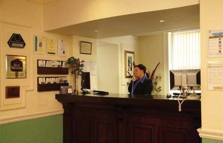 Best Western George Hotel Lichfield - Hotel - 69