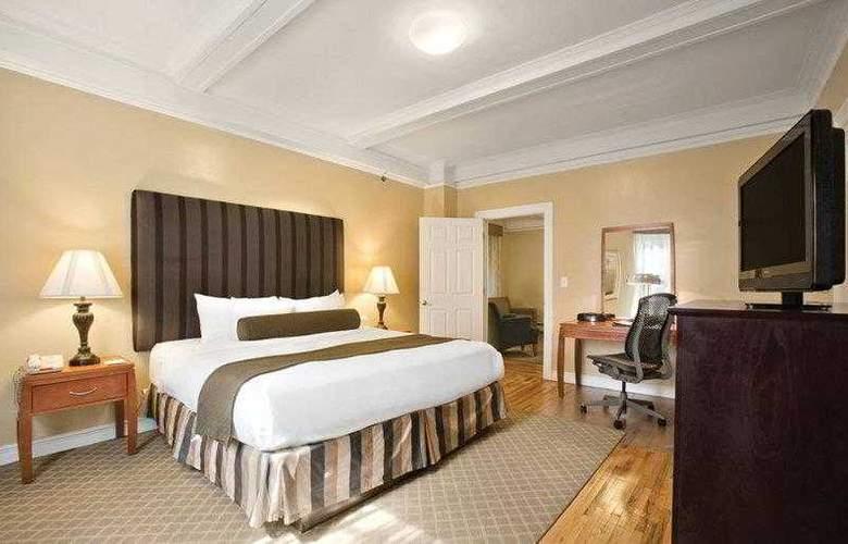 Best Western Plus Hospitality House - Apartments - Hotel - 19