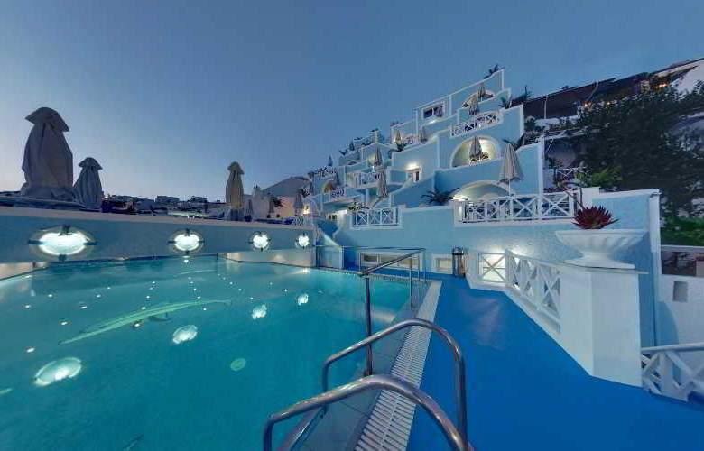 Kafieris Blue Apartments - Pool - 6