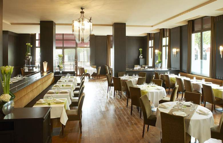 Relais Spa Val d'Europe  - Restaurant - 8