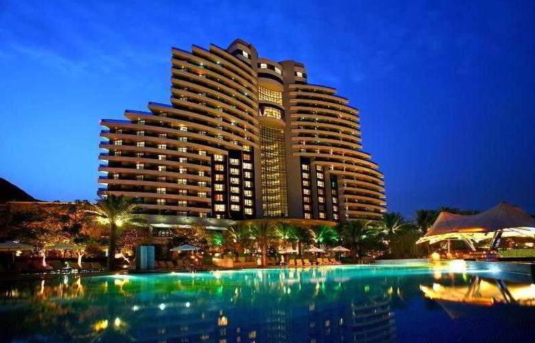 Le Meridien Al Aqah Beach Resort - Pool - 26