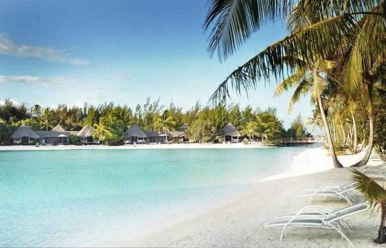 Le Meridien Bora Bora - Beach - 84