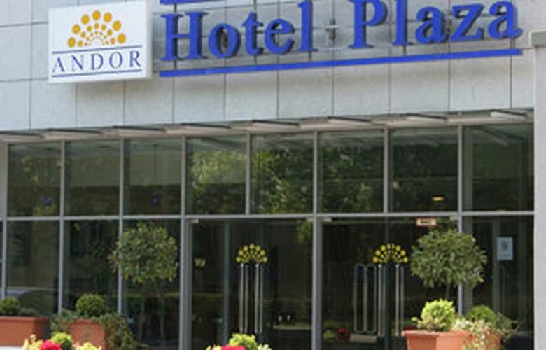 Andor Plaza - Hotel - 0