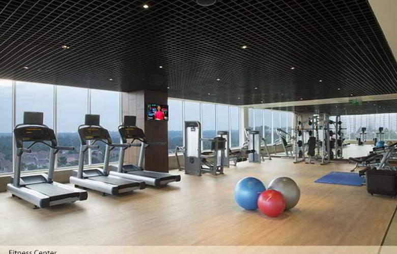 Oakwood Residence Prestige Whitefield Bangalore - Sport - 5