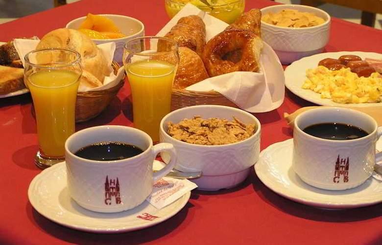 Sercotel Ciudad de Burgos - Restaurant - 66