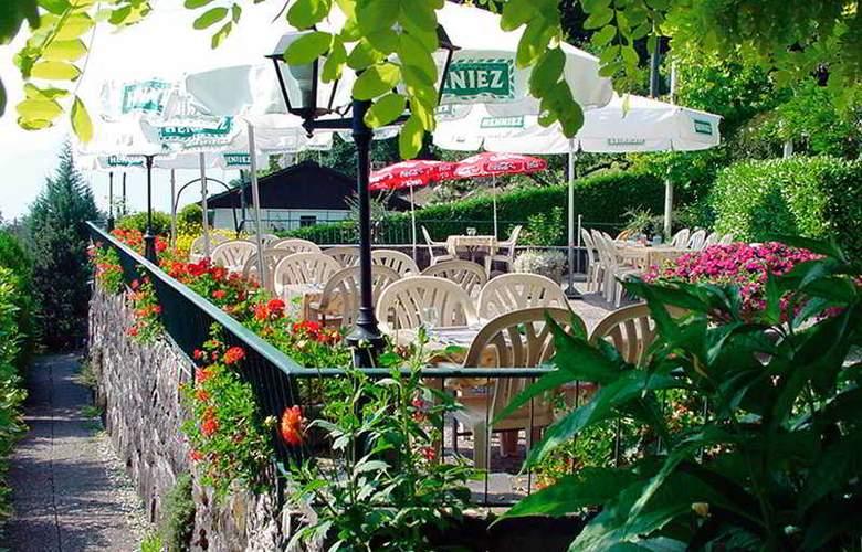 Minotel Chez Chibrac - Terrace - 3